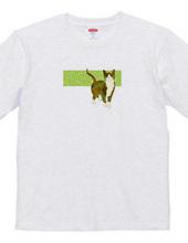Taxed cat/Green