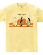 ペンギンのハロウィン