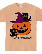 くろねこHappy Hallowween