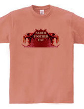 Saber-toothed cat/Red (front)