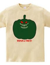 ハロウィン おばけかぼちゃ(グリーン)