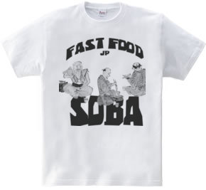 SOBATシャツ