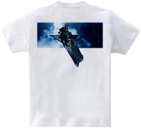 空中戦艦 006(バックプリント)
