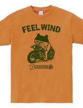 FEEL WIND -ALLEY CAT MOTORS- (gr)