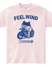 FEEL WIND -ALEEY CAT MOTORS- (bl)