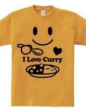 カレー大好き I Love Curry