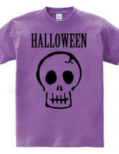 Halloween Skull 01