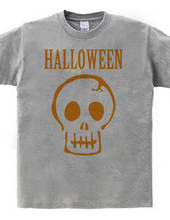 Halloween Skull 02