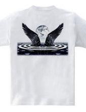 銀の翼を背負って