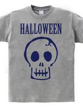 Halloween Skull 03