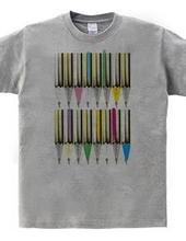 鉛筆サーカス16本