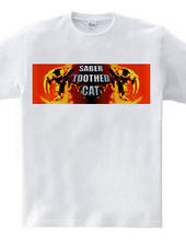 Saber-toothed cat/Orange