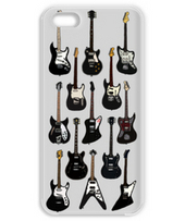 BLACK GUITARS