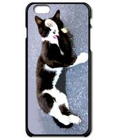 タキシードキャット / グルーミング iPhone