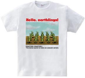 こんにちは、地球人! 4