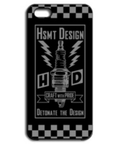 HSMT design PLUG BLACK GRAY