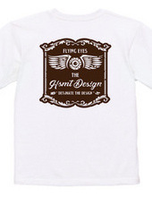 HSMT design FLYING EYE OLD LABEL(FRONT/B