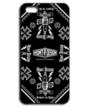 HSMT design BANDANNA(PLUG/BLACK)
