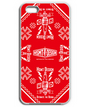 HSMT design BANDANNA(PLUG/RED)
