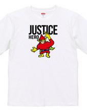 正義は勝つ。