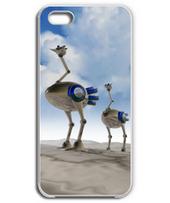 Ostrich robot 005 / Sky iPhone