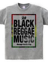 BLACK REGGAE MUSIC