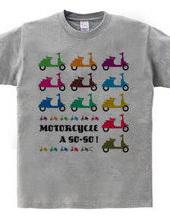 『さらば青春の光』みたいなバイクたち