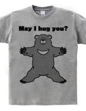 May I hug you?