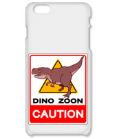 DINO ZOON CAUTION