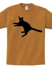 のら猫シルエット