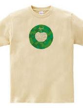 りんごのレコードを聴きながら