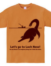 Let's go to Loch Ness!