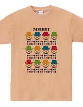 MIEHET(Men with hats)