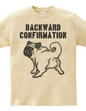 Backward confirmation