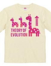 キリンの進化論