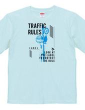 交通ルールを守ろう