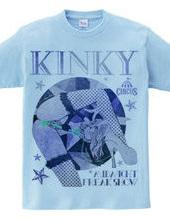 KINKY 真夜中のサーカス女 ピンナップ ガール