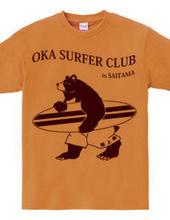 Inland surfer Club in Saitama