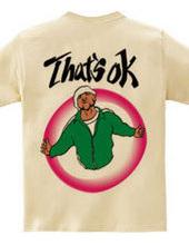 TSUNE S That s Ok