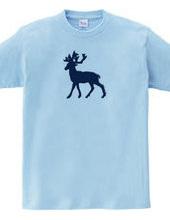 Zooシャツ|たしか、あれはシカ