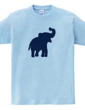 Zooシャツ ぞうがよろこぶ