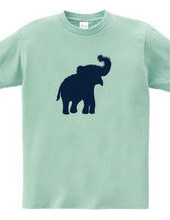 Zoo-Shirt | Jolly-looking elephant