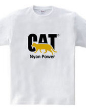 CAT Nyan Power
