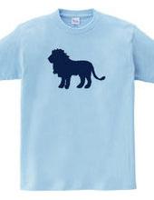 Zoo-Shirt | King of beasts, lordly