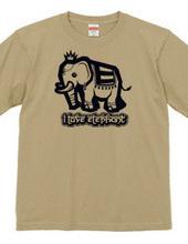 SeC_I love elephant.