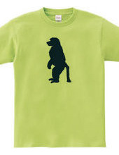 Zoo-Shirt | Monkey waiting for a...
