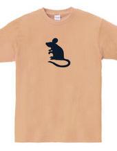 Zooシャツ|ねずみでございマウス