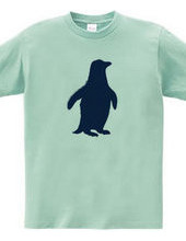 Zoo-Shirt | Penguin Solitude