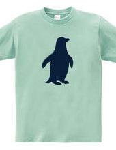 Zooシャツ|ペンギン、ひとりぼっち