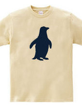 Zoo-Shirt | Penguin Solitude